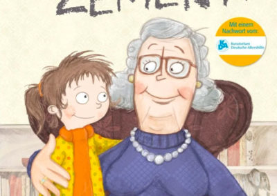 Buch: Oma isst Zement